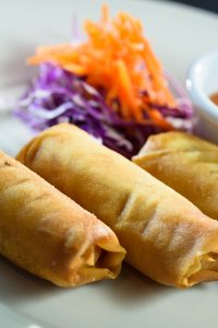 Black Thai MB Egg Rolls