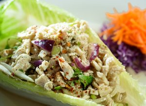 Black Thai MB Lettuce Wrap